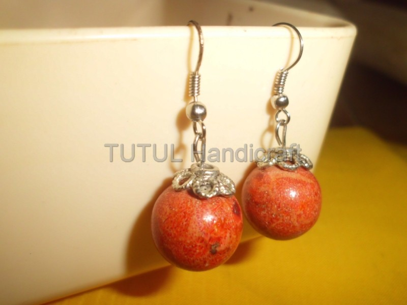 Anting MARJAN red coral  model 01