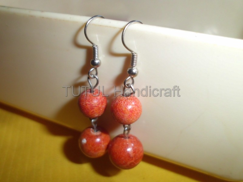 Anting MARJAN red coral  model 02