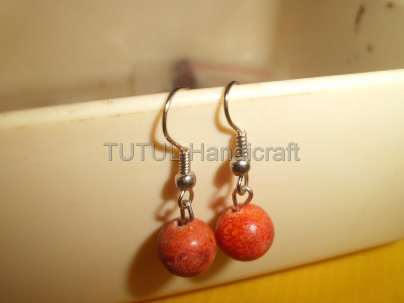 Anting MARJAN red coral  model 03