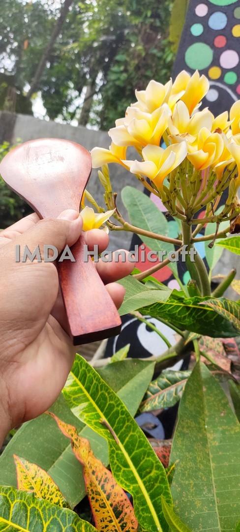 Centong Nasi KAYU MAHONI Natural