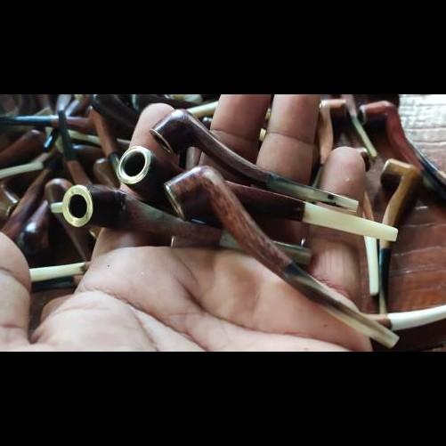 Pipa rokok cangklong mini kayu GALIH ASEM