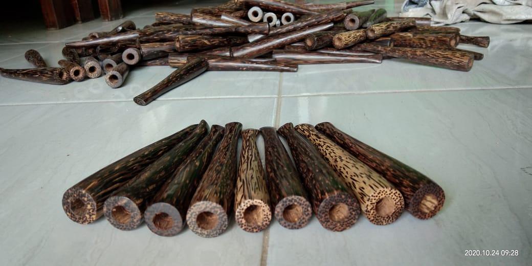 Pipa Rokok Kayu Aren 10 cm