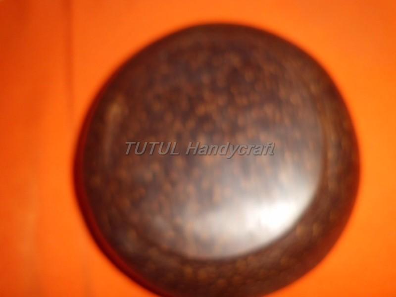 Mangkok KAYU AREN diameter 15 cm