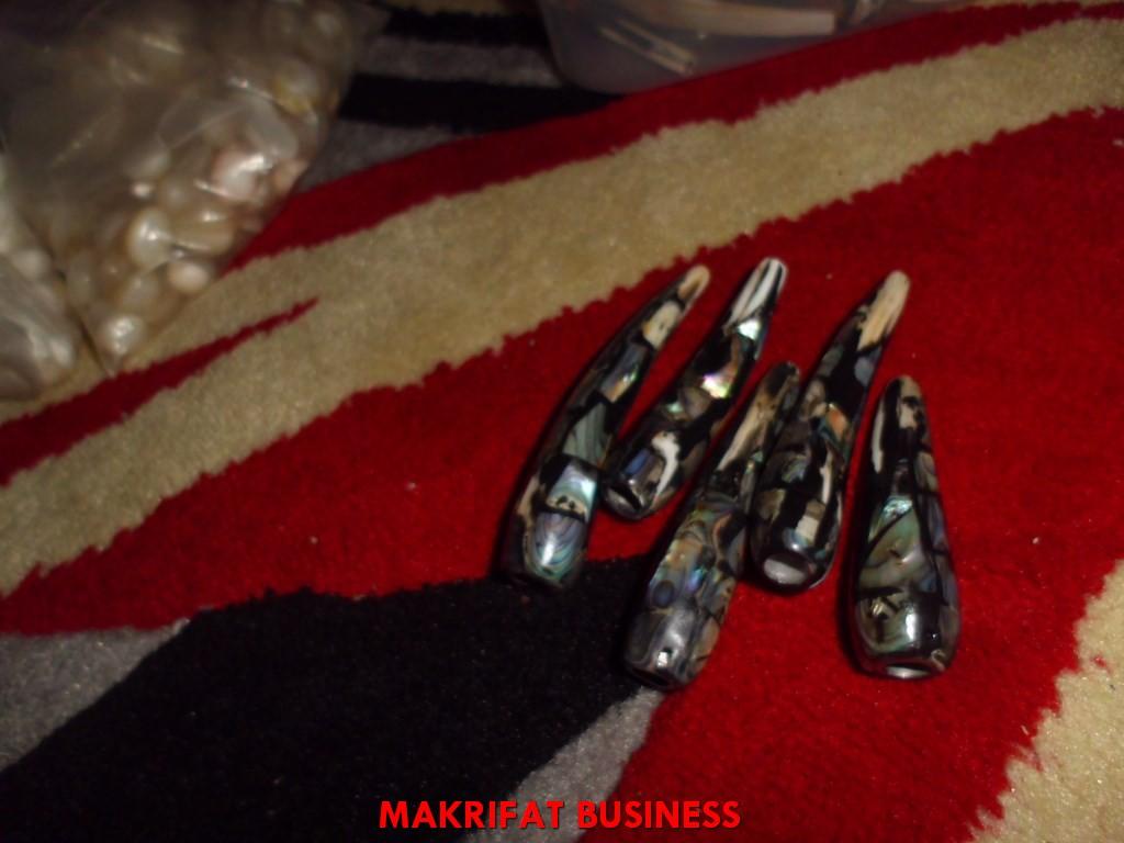 Pipa Kerang Black Maxcel Model polos 1 Paket 4 Pipa