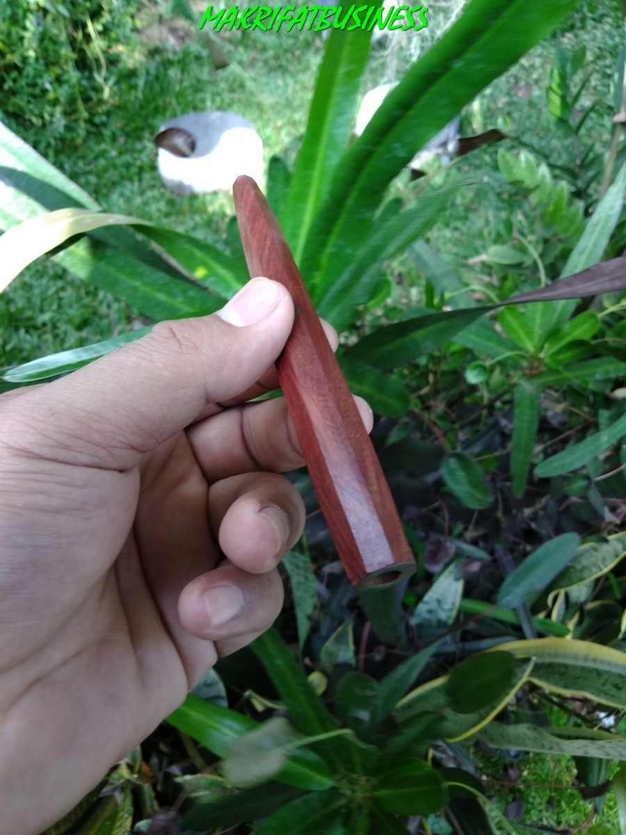 Pipa Rokok GALIH NAGASARI  Model Diagonal 15 cm