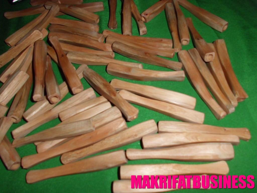 Pipa rokok kayu nagasari model polos Kotak 02