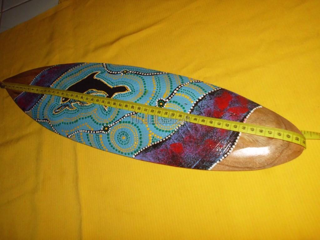 Papan SURFING penting Hiasan dinding panjang 50 cm motif 05