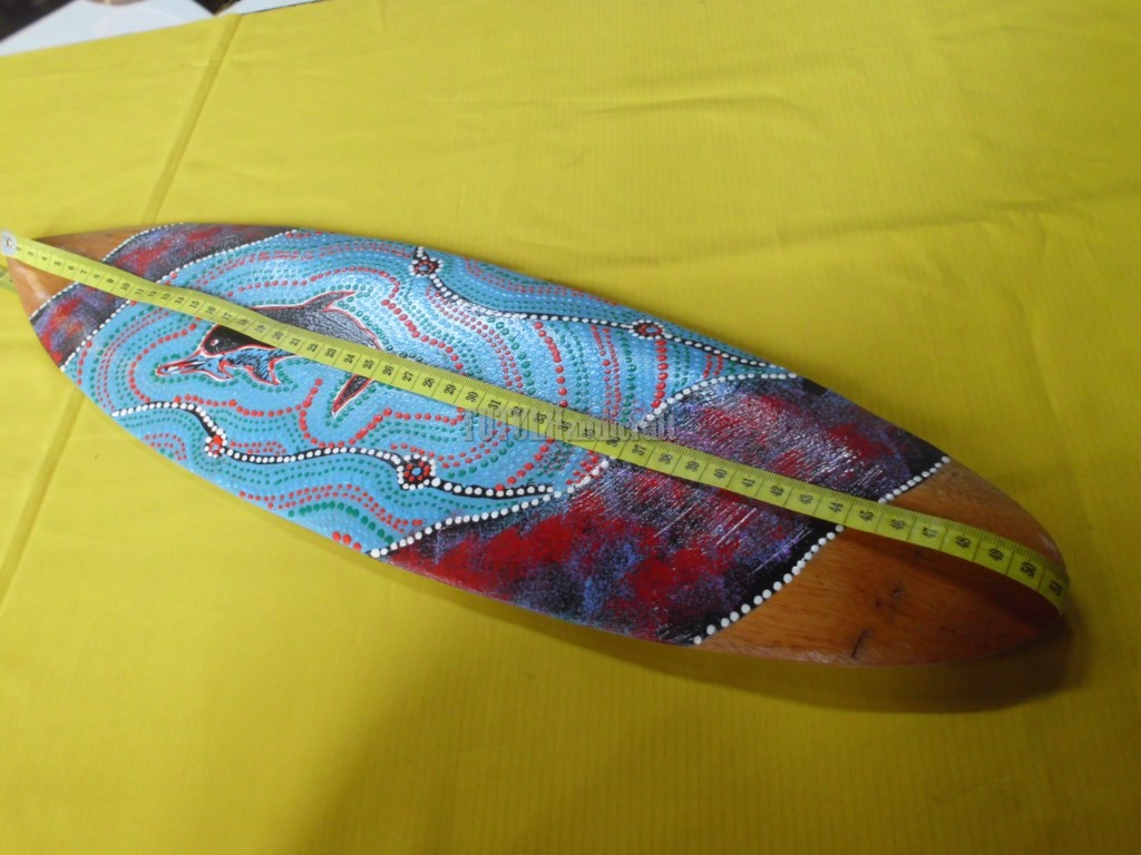 Papan SURFING penting Hiasan dinding panjang 50 cm motif 07