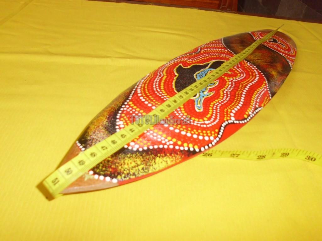 Papan SURFING penting Hiasan dinding panjang 50 cm motif 11