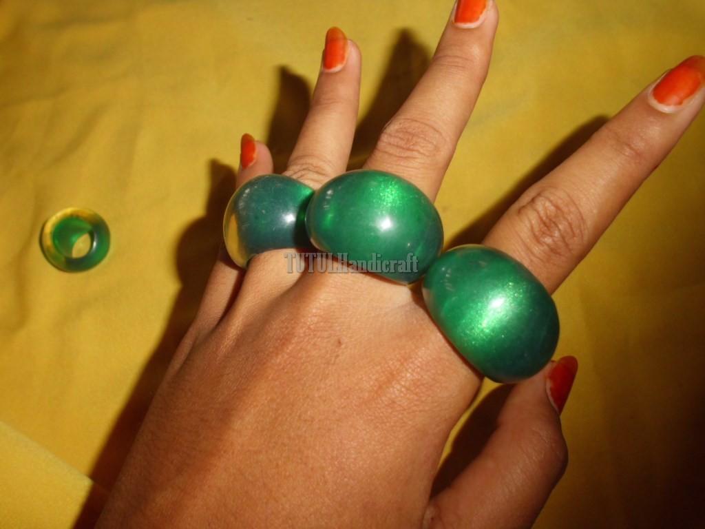 Cincin ring RESIN model 02