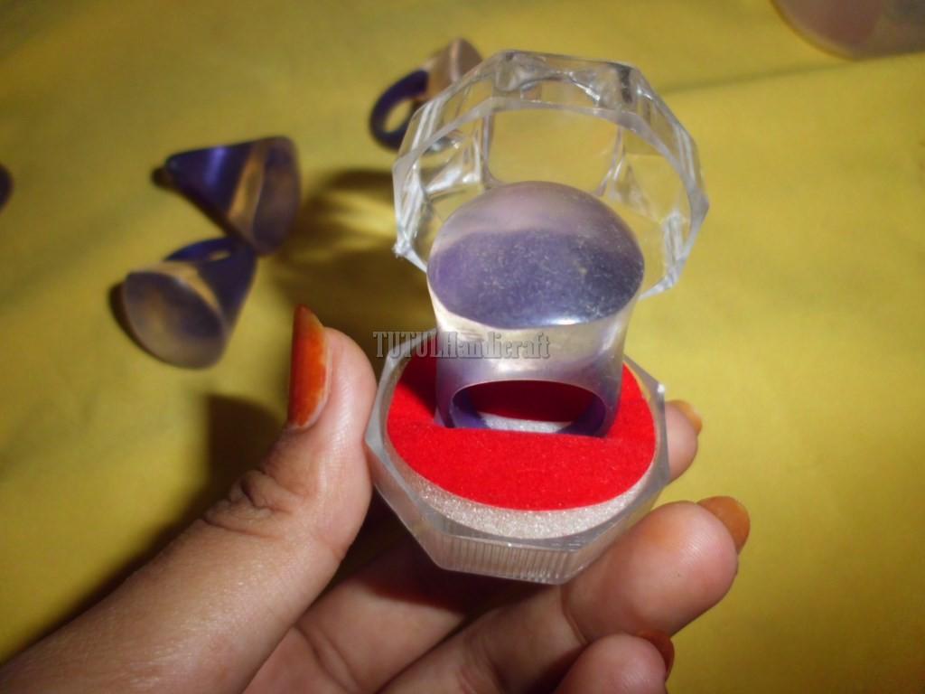 Cincin ring RESIN model 05