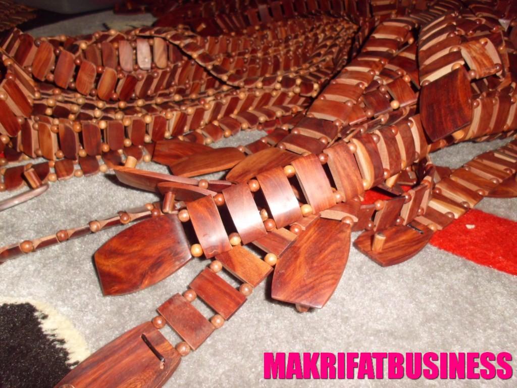 Sabuk kayu galih nagasari model Oval 2