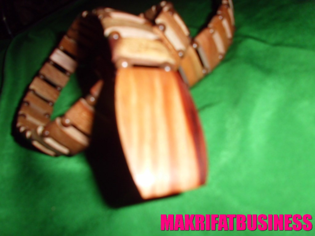 Sabuk kayu galih nagasari poleng kepala nagasari barek model kotak 1
