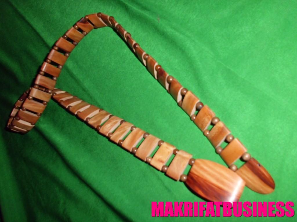 Sabuk kayu Nagasari Ngorak Kepala Nagasari barek 01